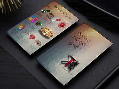Card designs - XTC