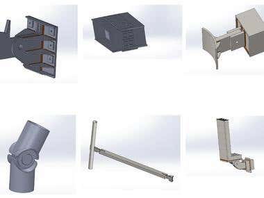 Samples of my solidworks projects