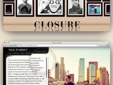 Closure Artists