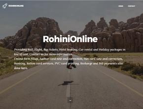 Travel info portal