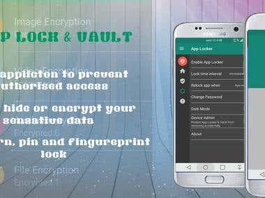 App Locker and Vault