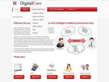 We Build Professional Web Development