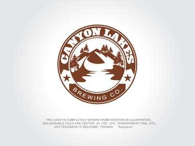 Canyon Lakes logo