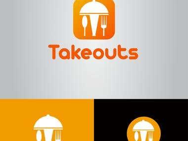 Takeout logo
