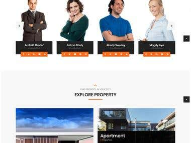 DISCOVER YOU DREAM HOUSE PROPERTY WEBSITE