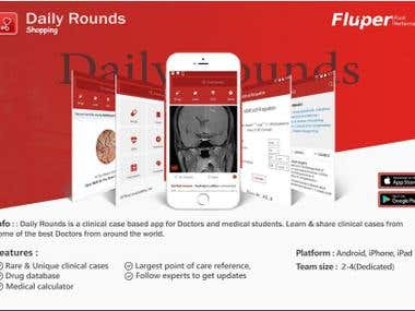 DailyRounds - Cases, Drug Guide, ECG for Doctors