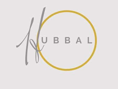 Hubbal Beauty Logo