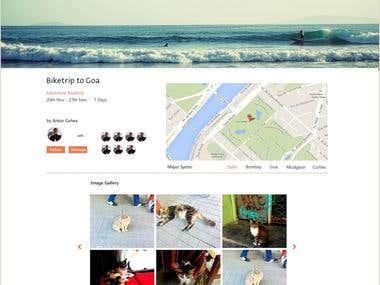 Travel Website: Freefolk