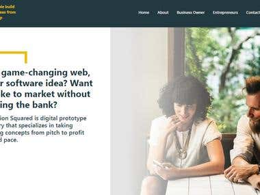 Website Design: Automation Squared