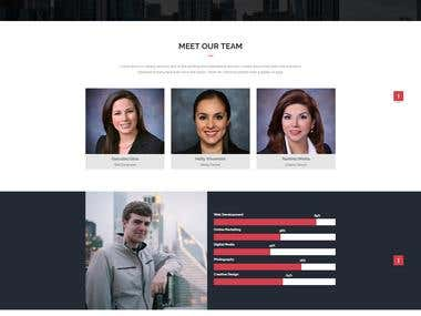 BizPro   Responsive HTML CSS Website For Business