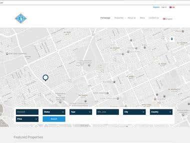 MEAN, Google Map API: https://aalsabek.com/