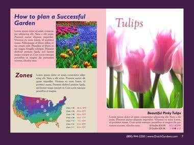 Catalog for Dutch Gardens