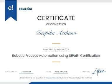 deepikaasthana24 - /QA Tester/Scrum Master/Functional Business