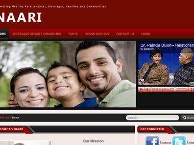 NAARI Site