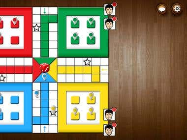 Ludo - Game Design Only