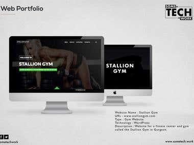 Stallion Gym