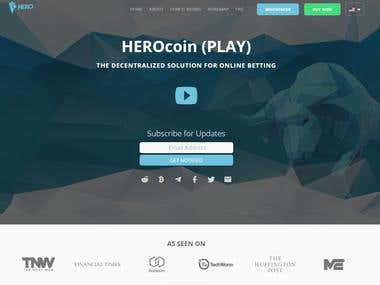 Hero Coin (cryptocurrency)