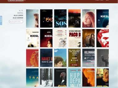 Film Find Website