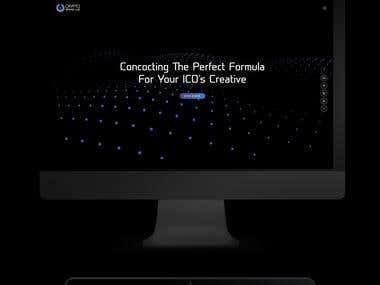 Custom presentation site