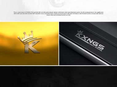 Logo for KXNGS