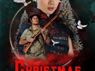 Christmas at the Royal Hotel Movie Poster