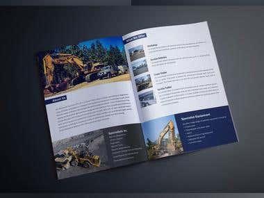 Print media designs