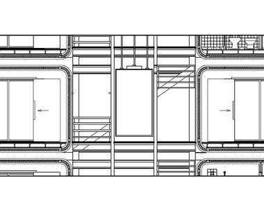 Corte Arquitectura
