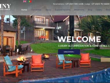 Destiny Country Lodge Website