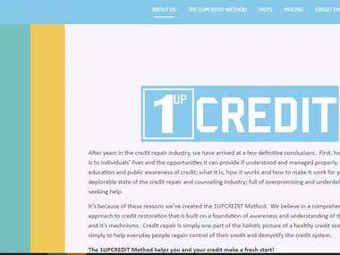 credit repair industry website