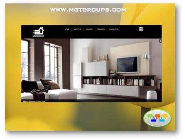 Diseño web www.mgtgroups.com