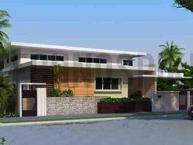 3D HOUSE DESIGN