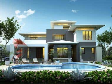 3d architectural design and rendering at its peak