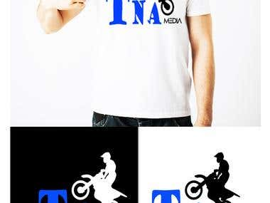 Logo for TNA Media