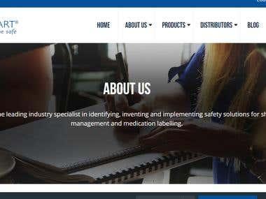 Qlick Smart website