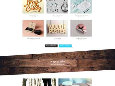 TIMBER   BEST COMPANY WEBSITE Website Design & Development