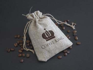 Coffee King Coffee Bag