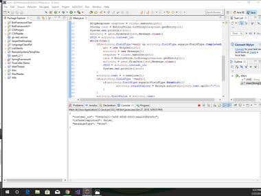 Bot Framework in Java