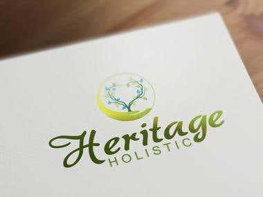 Logo Heritage Holistic