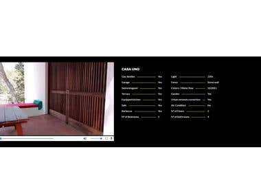 Formentera Five Stars - Website - Alquiler vacacional