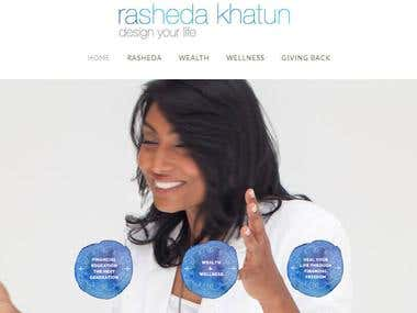 Rasheda Khatun (In wordpress)