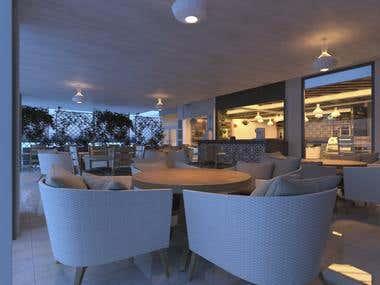Resturant Interior design