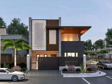 Interior & Exterior Designs
