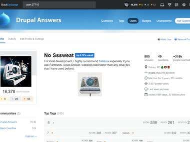 Top Contributor at Drupal Answers