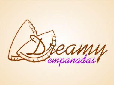 Empanada logo for a company
