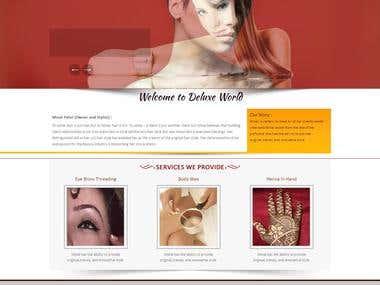 www.deluxehairandbeautysalon.com