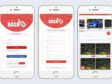 Bash Sale App
