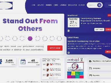 CPM Sri Lanka Website UI Redesign