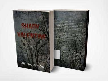 Book cover design proposal