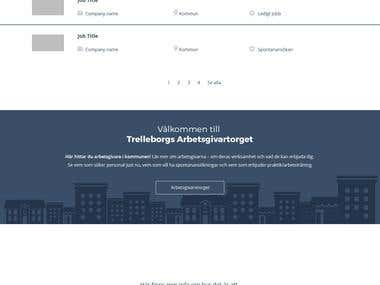 Responsive Website design & Implement by Bootstrap 4