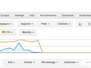 SEO Fixing and Adwords Sign up for Osbert U.